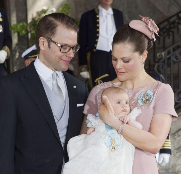 Victoria de Suède, déjà maman d'une petite fille, a accouché d'un garçon le 2 mars 2016.