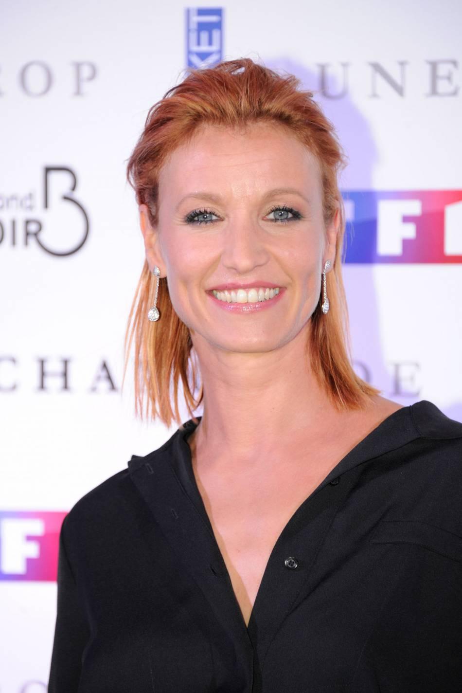 A 44 ans, Alexandra Lamy multiplie les premiers rôles à la télé.