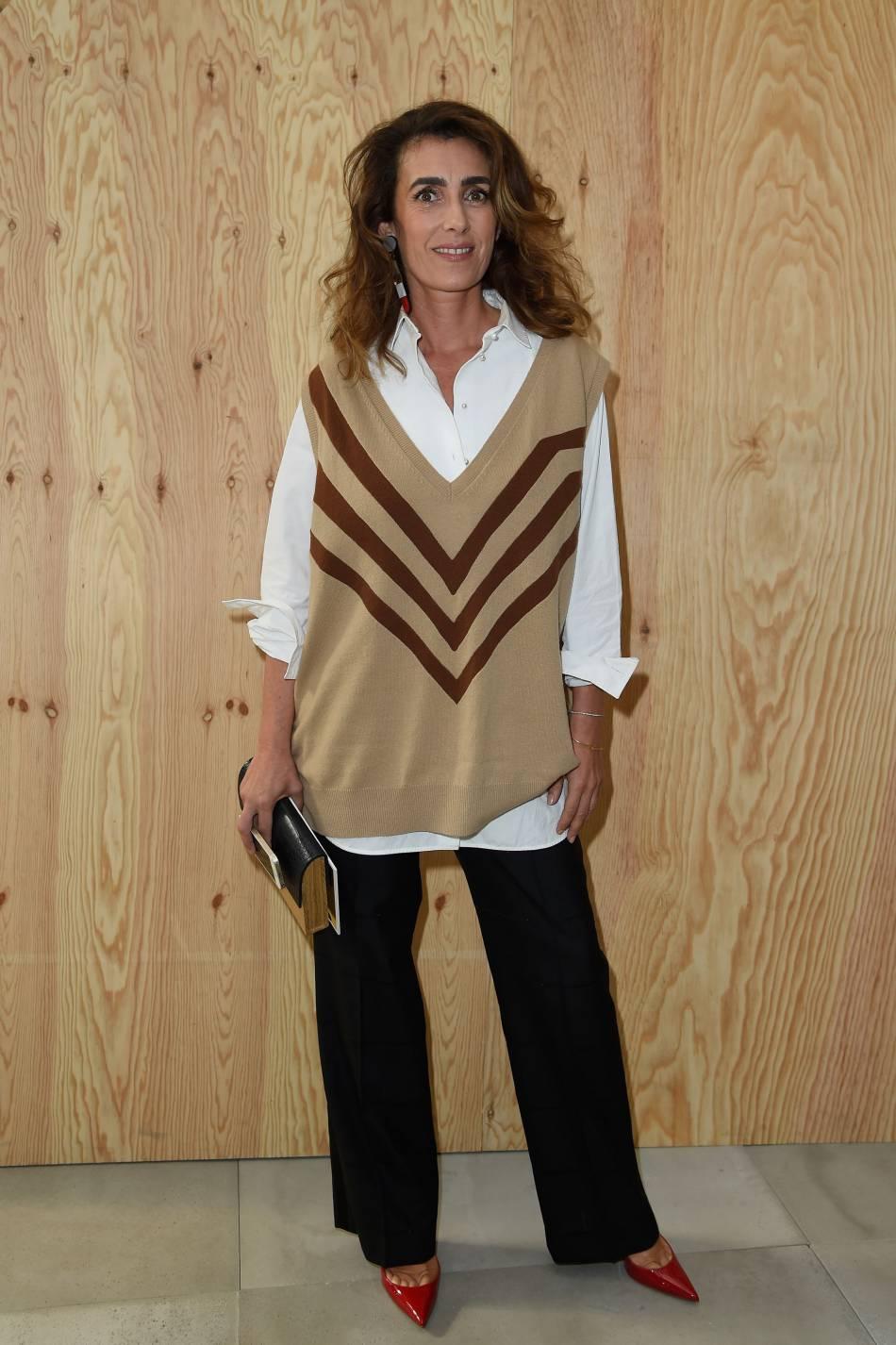 Mademoiselle Agnès est une référence en matière de style.