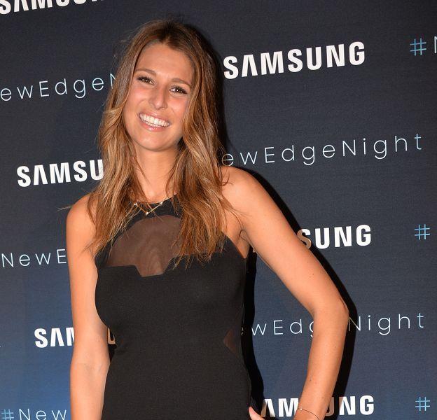 """Laury Thilleman apparait en diva sensuelle dans le numéro """"spécial Cannes"""" du magazine Infrarouge."""