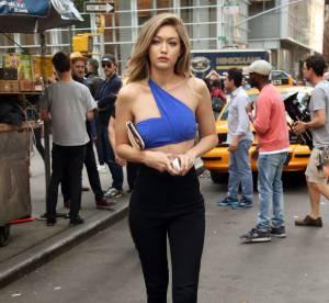 Gigi Hadid : à moitié nue dans les rues de New York, elle enflamme la ville !