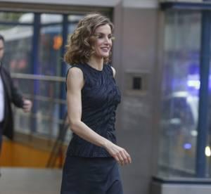 Letizia d'Espagne : nouvelle coiffure et tenue féminine, une reine très glamour