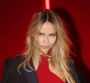Cannes 2016, Natasha Poly : torride dans une robe en satin sur un yacht