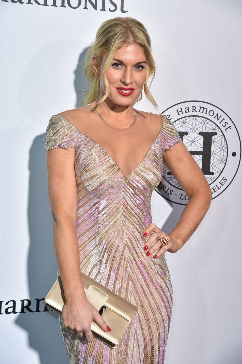 """Hofit Golan à la soirée """"The Harmonist"""" lors du 69ème Festival International du Film de Cannes."""