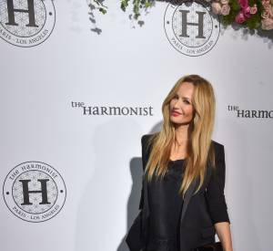 "Adriana Karembeu à la soirée ""The Harmonist""."