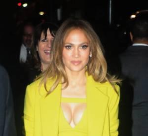 Jennifer Lopez : un décolleté époustouflant à New York