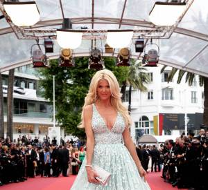 Victoria Silvstedtau Festival de Cannes 2016.