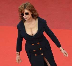 Cannes 2016 : Susan Sarandon, Julia Roberts... les plus beaux décolletés