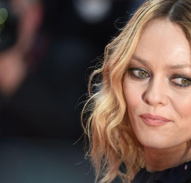 Vanessa Paradis, beauté fatale au regard charbonneux, au 69e Festival de Cannes.
