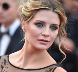 Mischa Barton : un regard intense grâce à la juste dose de crayon noir, pour ce 69e Festival de Cannes.