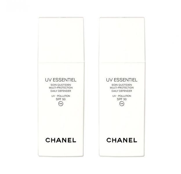 Chanel a conçu un soin qui agit comme un bouclier pour la peau : UV Essentiel.