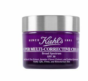 Le bonus de la Super Multi-Corrective Cream Kiehl's ? Son SPF 30.