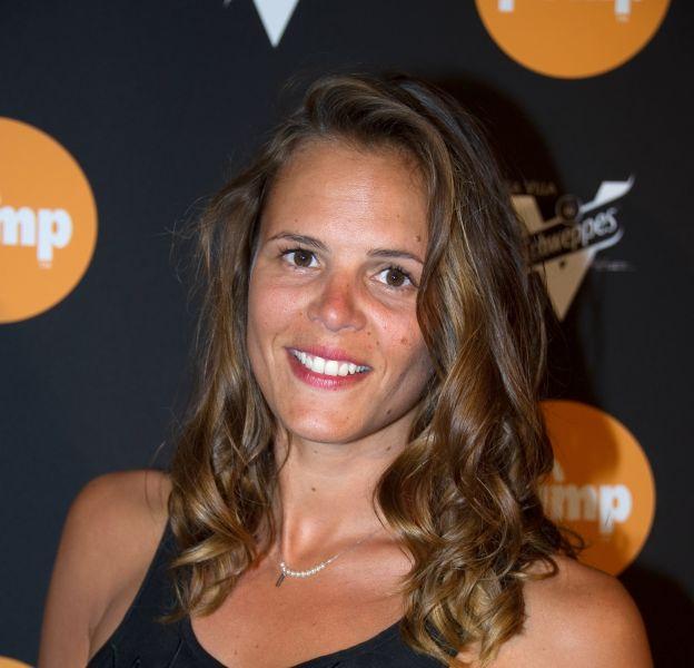 Laure Manaudou est à Rio cette semaine afin de couvrir les Jeux Olympiques pour France 2.
