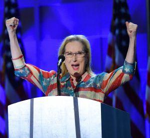 Mais le soutien de Clint Eastwood pour Donald Trump pose problème à Meryl Streep.