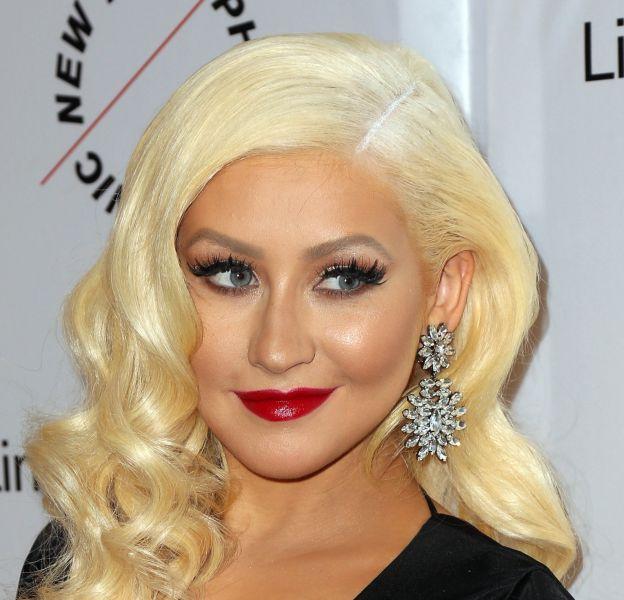 Christina Aguilera est d'humeur bien festive sur Instagram !