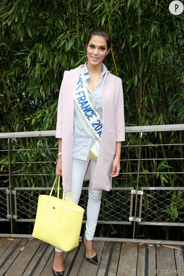 Les plus belles tenues d'Iris Mittenaere