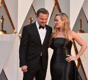"""Restée proche de son partenaire Leonardi Di Caprio, l'actrice oscarisée l'a retrouvé dans """"Les noces rebelles"""" en 2008."""
