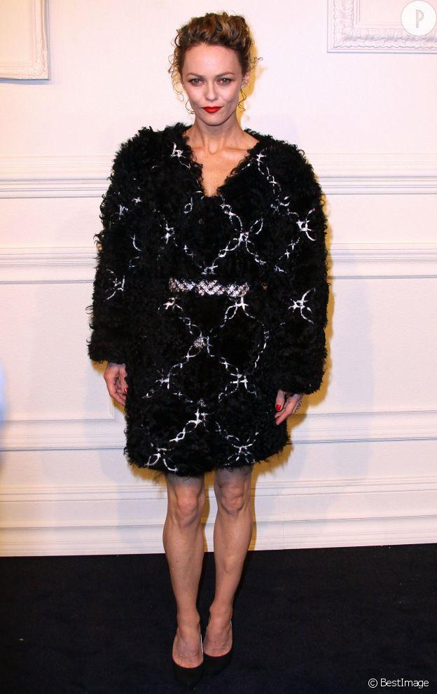 Une robe qui nous fait penser au design des sacs de luxe.