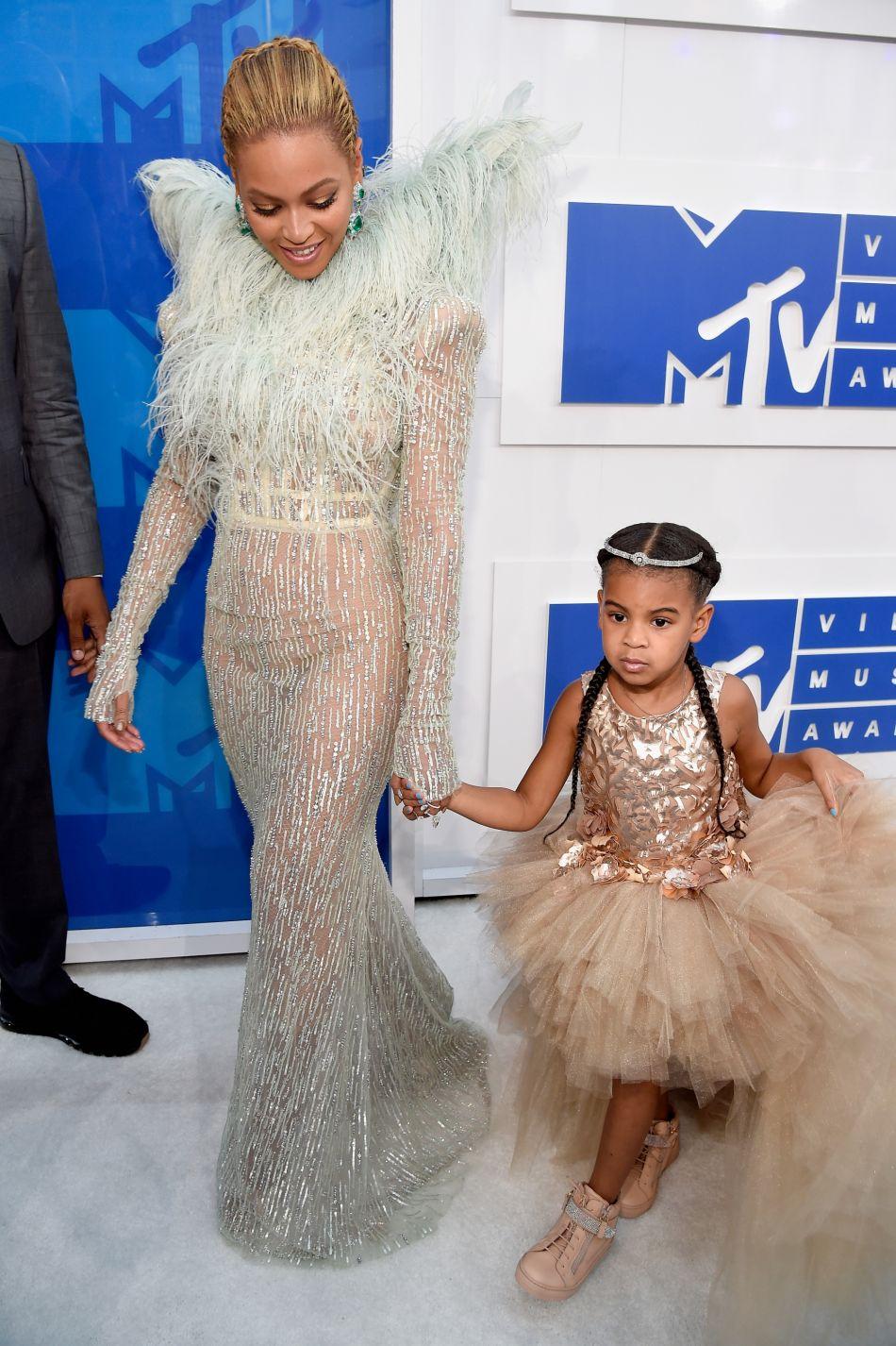 Beyonce nourrit apparemment de grandes ambitions pour sa fille Blue Ivy Carter.