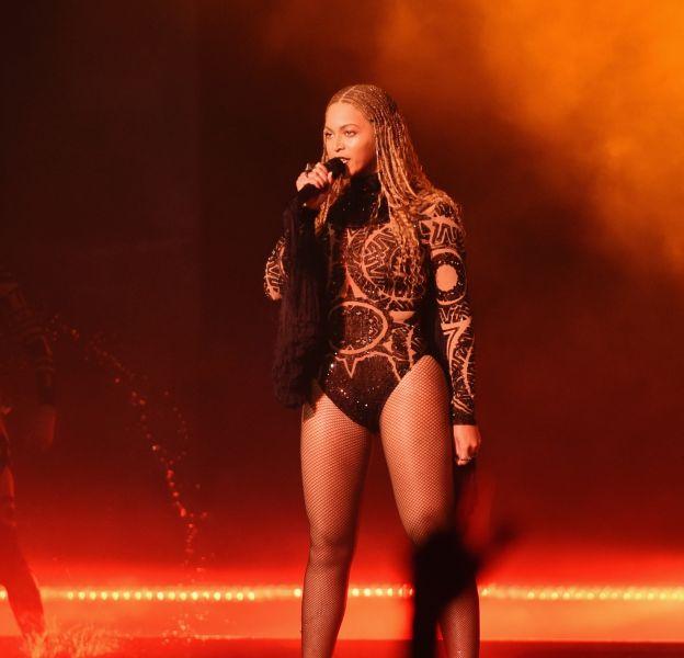 Beyoncé a une silhouette de rêve.