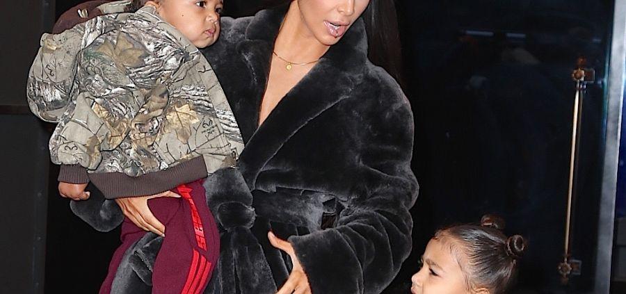 North West, 3 ans : le joujou de sa maman Kim Kardashian ?