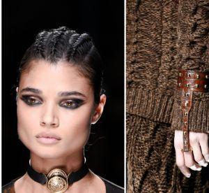 Repérés sur les podiums, les bijoux de la Fashion Week Automne-Hiver 2017/2018