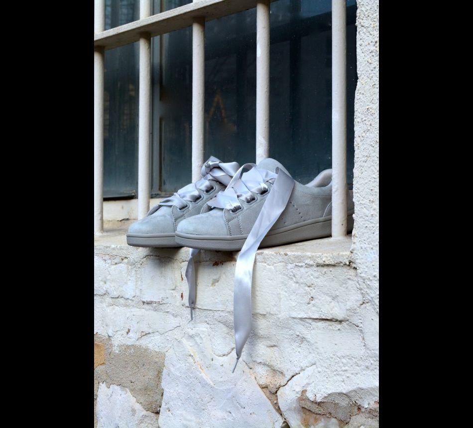Sneakers satin, TrendyShop.fr, 29,90€.