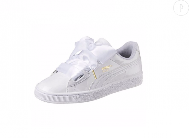 Baskets Heart Patent, Puma, 90€.