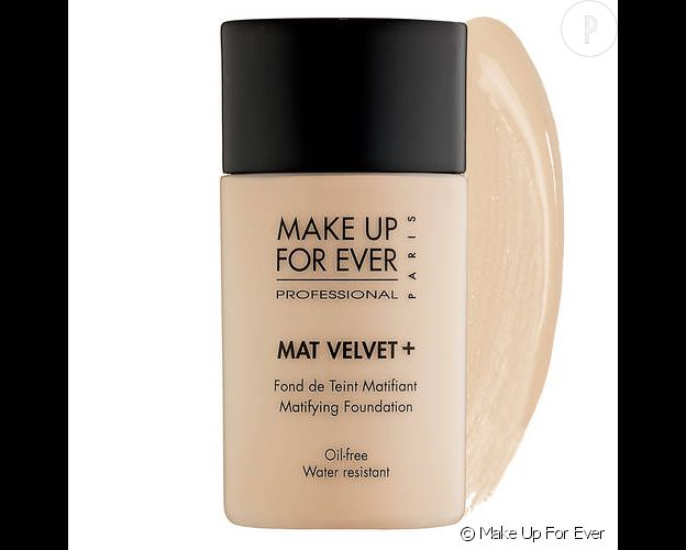 Make Up For Ever, Mat Velvet +, 41,50€.