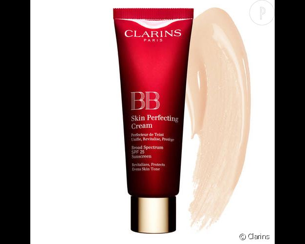 BB Skin perfecting, Clarins, 34,95€.