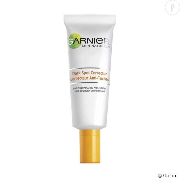 Le masque des taches de pigment sur la peau