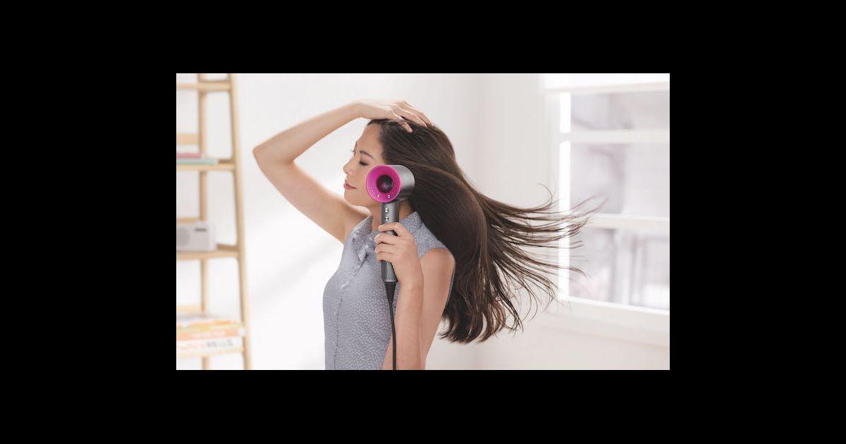 le s che cheveux dyson vaut il vraiment ses 399 puretrend. Black Bedroom Furniture Sets. Home Design Ideas