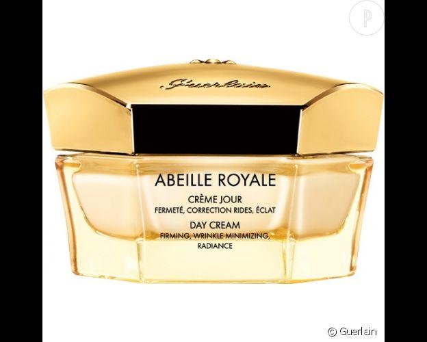 Crème jour Abeille Royale, Guerlain, 128€.