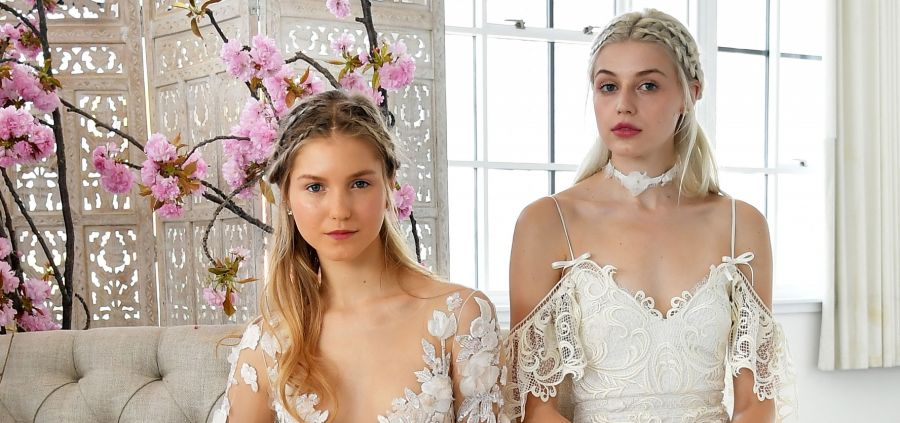 Mariage : les plus belles robes de la Bridal Fashion Week de New York