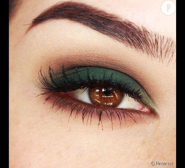 Super Maquillage : 6 façons de mettre en valeur ses yeux marron MK47