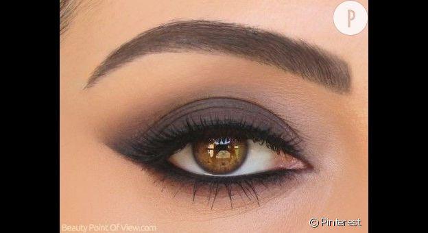 Assez Maquillage : 6 façons de mettre en valeur ses yeux marron ML91