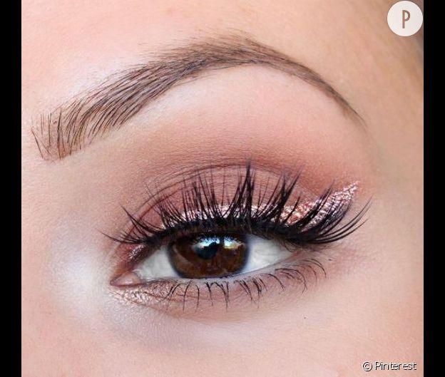 Bien-aimé Maquillage : 6 façons de mettre en valeur ses yeux marron AW05