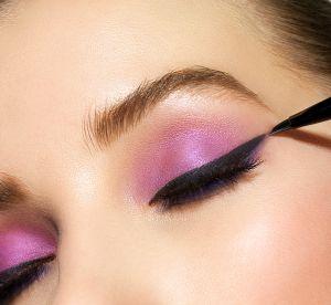 Eyeliner : 3 astuces imparables pour les paresseuses