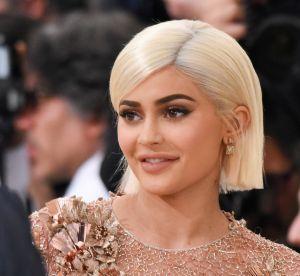 Kylie Jenner : elle dévoile ses cheveux naturels sous sa perruque