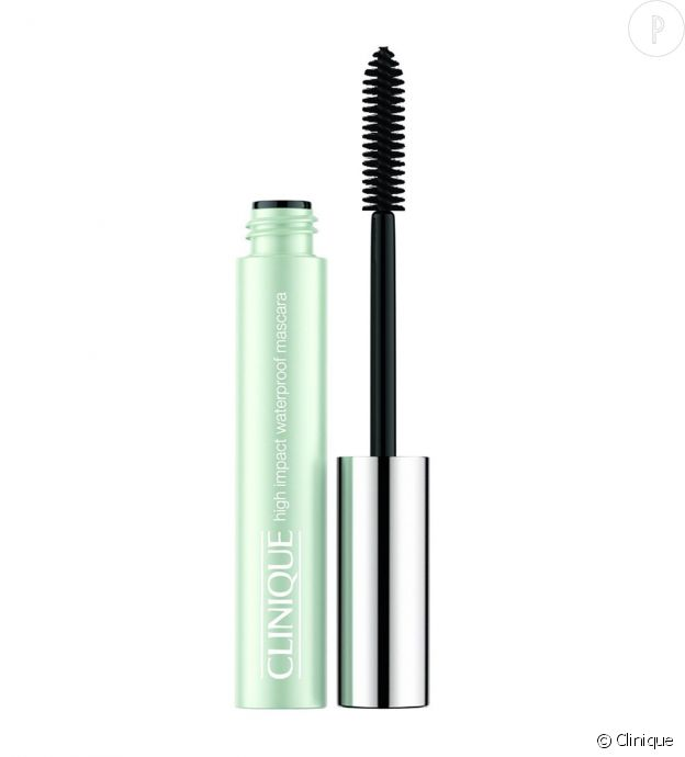 Impact mascara waterproof de Clinique.
