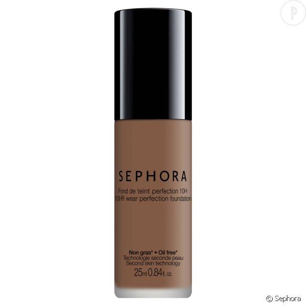 Fond de teint peau noire Sephora, 16,95€.