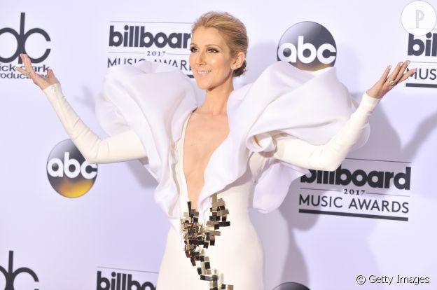 Céline Dion, la reine des Billboard Music Awards 2017.
