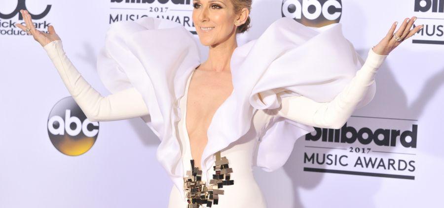 Céline Dion : son décolleté de folie pour un anniversaire magistral