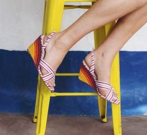 Shopping : ces sandales à talons à porter absolument tous les jours