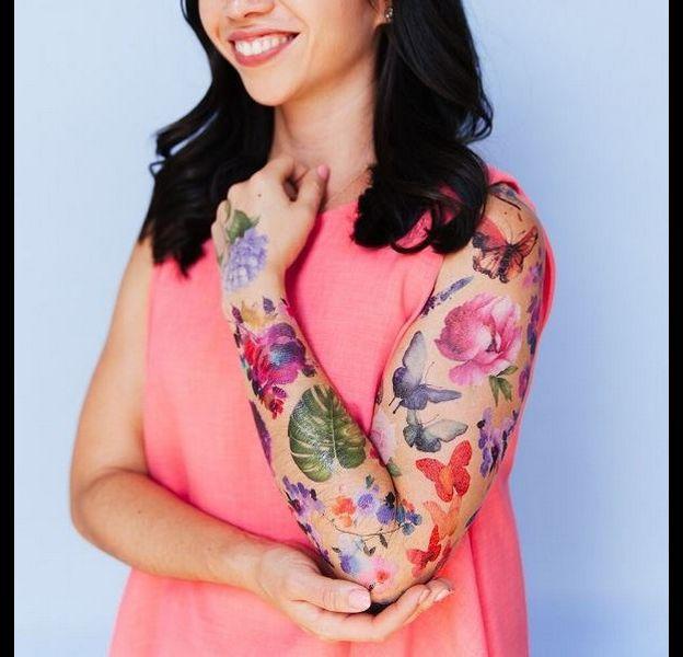 Succomberez-vous aux tatouages éphémères cet été ?
