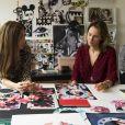 Cette talentueuse illustratrice a collaboré avec son amie, Christine d'Ornano, fille d'Isabelle (co-fondatrice de Sisley).