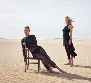 Amber Valletta, Anna Ewers, Noah Mills : égéries glamour pour Mango