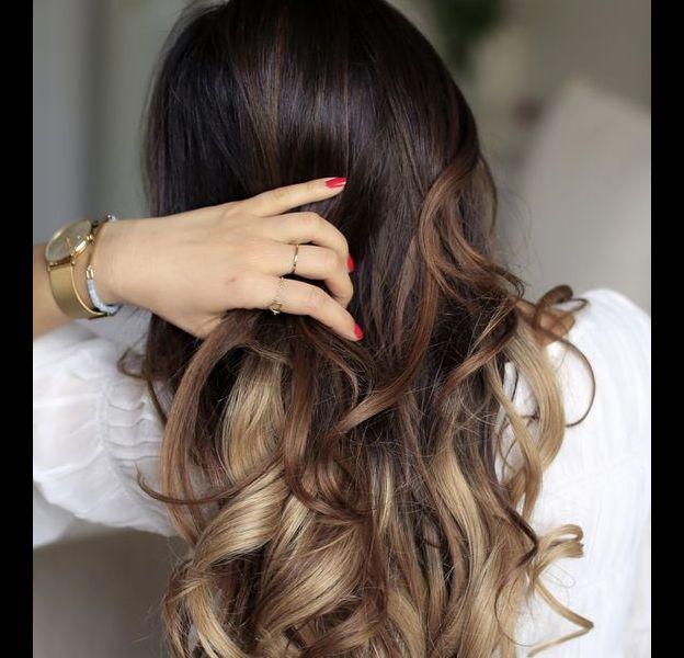 Inspirations ombré hair.