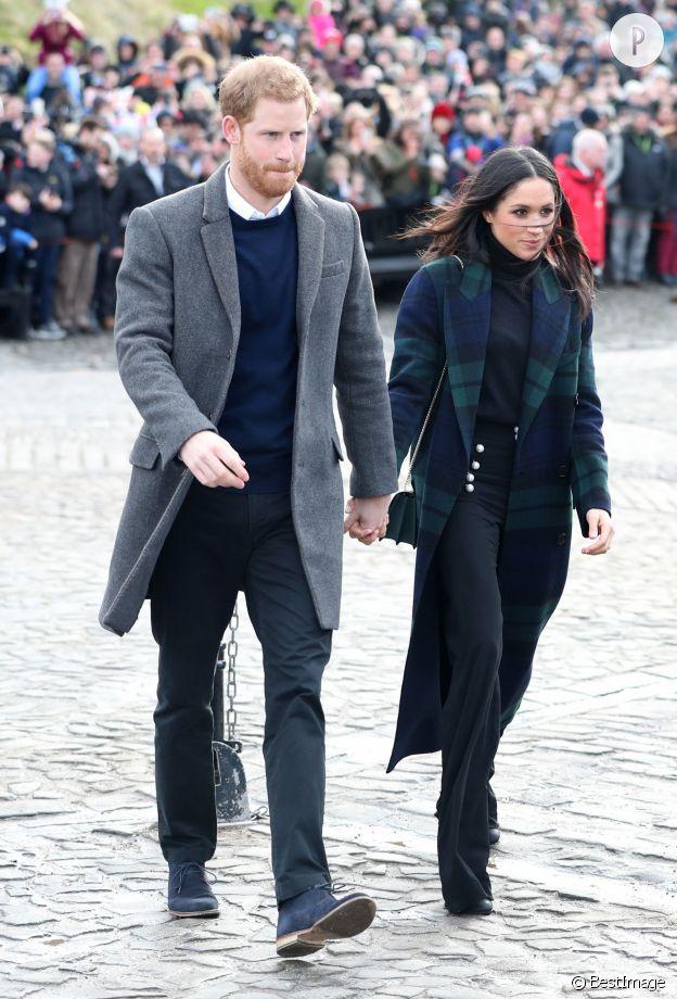 Meghan Markle et le prince Harry, un couple qui fait toujours autant rêver.