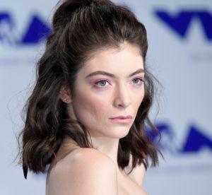 Lorde : son  coup de gueule contre l'acné et son astuce pour y remédier